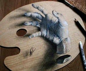 art, eraser, and human image