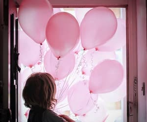 background, balloon, and photography image
