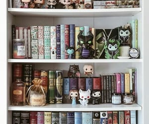 books and bookshelves image