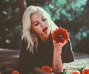amazing, fashion, and flower image
