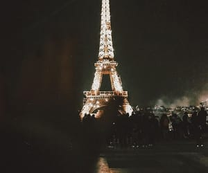 city, france, and paris image