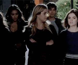 gif, pretty little liars, and pll image