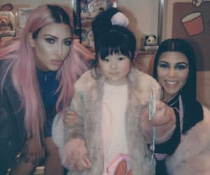 kim kardashian, kardashian, and kourtney image