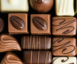 chocolate, sweet, and dessert image