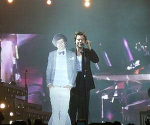 Harry Styles, concert, and man image