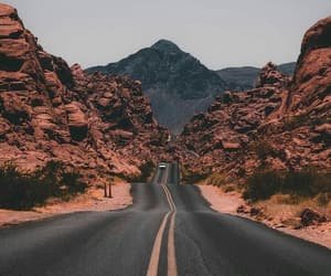wallpaper, travel, and road image
