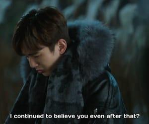 embarassed, hurt, and Korean Drama image