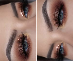 blue eyes, glow, and night image