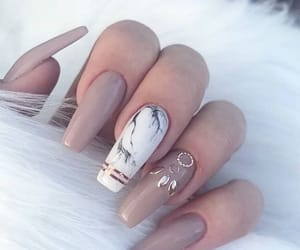 girly inspiration, nails goals, and stylé image