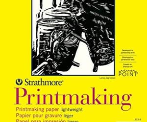 art, printmaking, and strathmore image