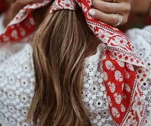 accessories, goals, and hair styles image