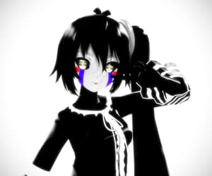 mmd fnaf and stay calm and be safe image