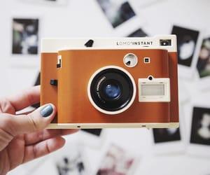 camera, melina souza, and lomo instant image