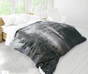 bed linens, home decor, and nature image
