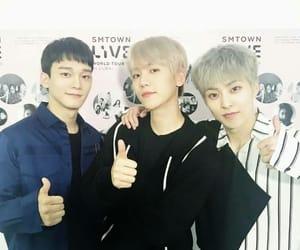 Chen, xiu, and jongdae image