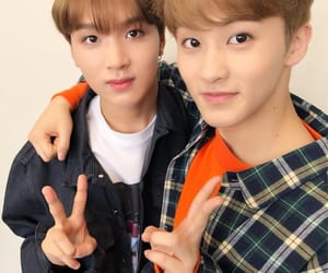 haechan, mark, and nct image