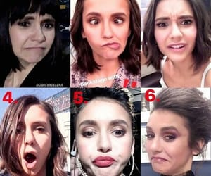 crazy, faces, and funny image