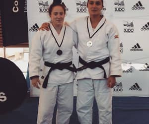competition, judo, and sport image