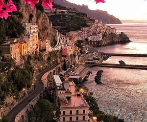 Amalfi, italy, and place image