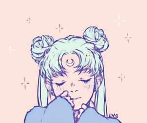 drawing, manga, and sailor image