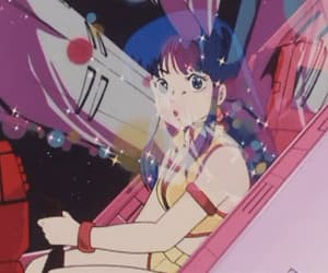 80s, anime, and 90s image
