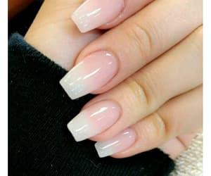 acrylic, manicure, and nails image