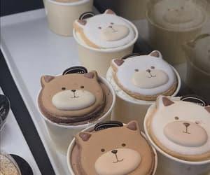 food, cute, and brown image
