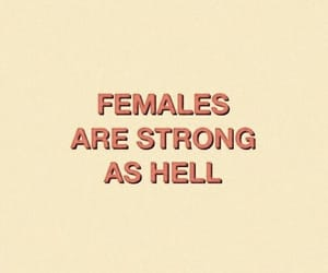 quotes and female image