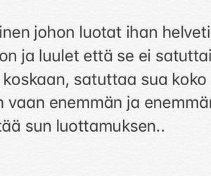 finnish, quote, and ystävä image