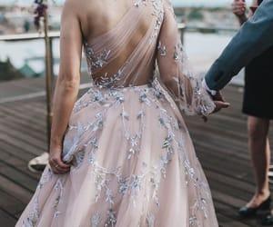 bride, future, and groom image