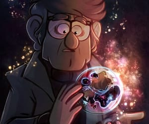 gravity falls and stanford pines image