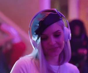 dj, gif, and music video image