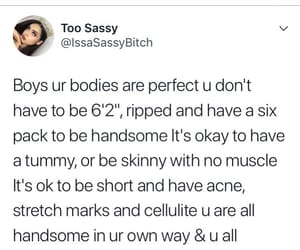 body, boys, and muscle image
