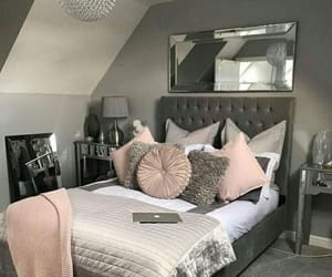bedroom and house image