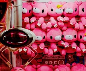 arcade, peluche, and pink image