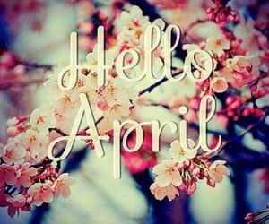 april, beautiful, and cute image