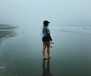 aesthetic, fog, and photography image