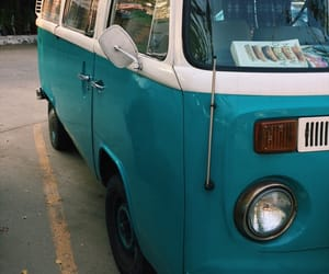 combi and turquoise image