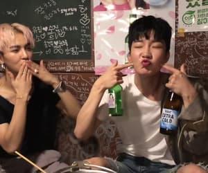 cute boys, kiss, and kpop image