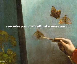 painting, promise, and quotes image