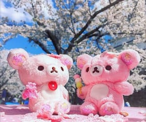 pink, plush, and plushies image
