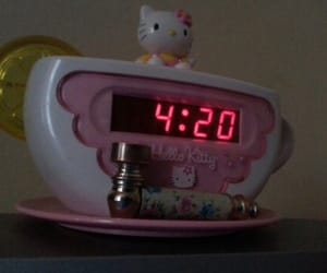 420, hello kitty, and aesthetic image
