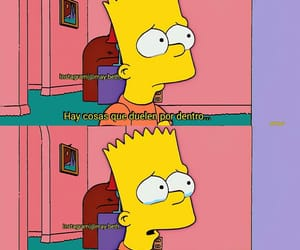 bart, cry, and frases image