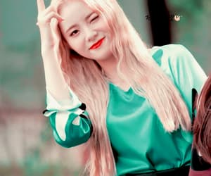 edit, jinsoul, and girl image