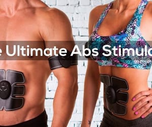 body shaper, abs stimulator, and ems abs image