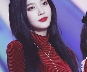 joy, edit, and red velvet image