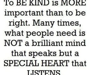 quotes, kind, and heart image