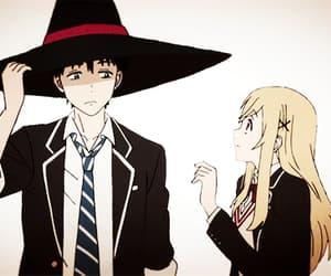 anime, gif, and yamada ryu image