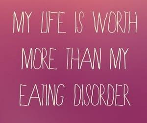 eating disorder, ana, and ed image