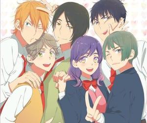 anime, manga, and watashi ga motete image